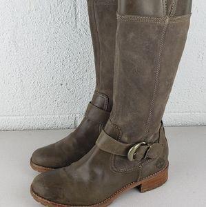 Timberland Boots Hi Top Womens 7